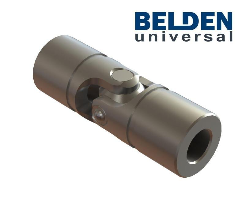 BELDEN High Strength Precision Single Universal Joints  - Cardan Joints, U Joint