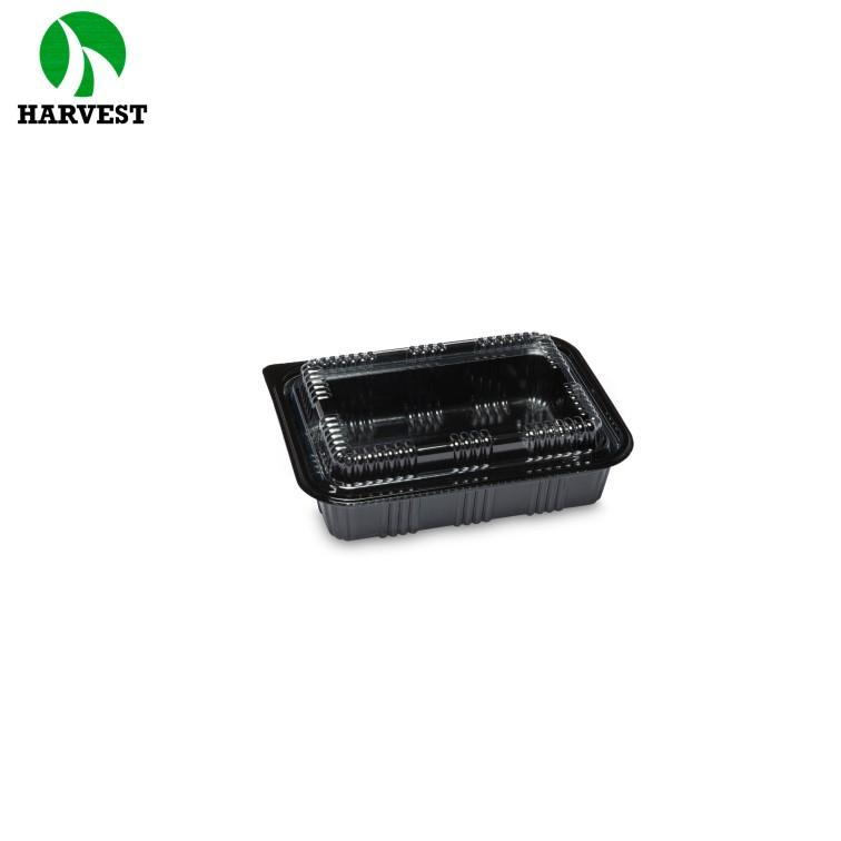 Sushi Food Container Takeaway Box Tray With Lid - Sushi Trays