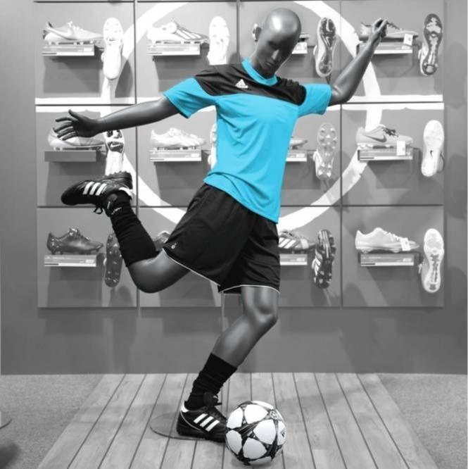 Manichini uomo sportivo -