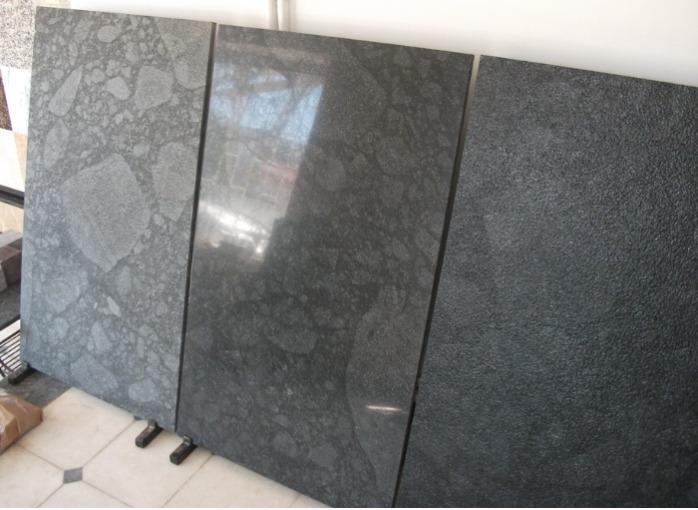 Glory black granite quarry - Glory granite