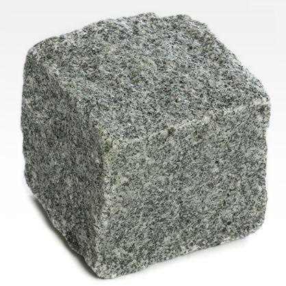 Cubos de granito - Cinza Escuro