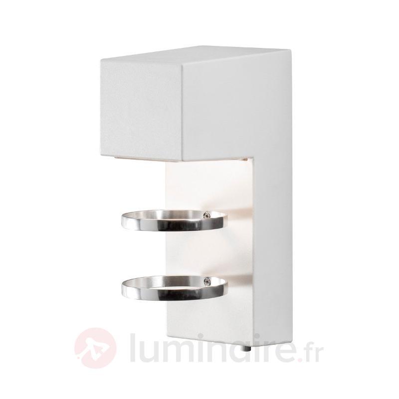 Acerra - applique d'extérieur LED très chic, blanc - Appliques d'extérieur LED
