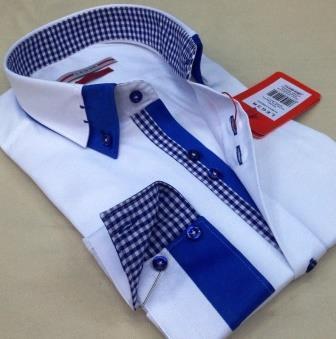 Model 4R slimfit men's shirts - Manufacturing men's shirts for labels...
