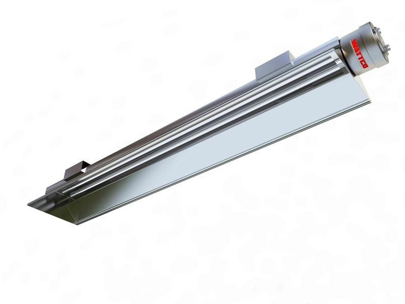 INFRARED RADIANT HEATERS - Industrial heaters