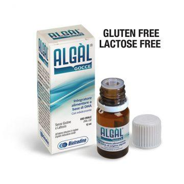 Algal Drops - Pediatric Area