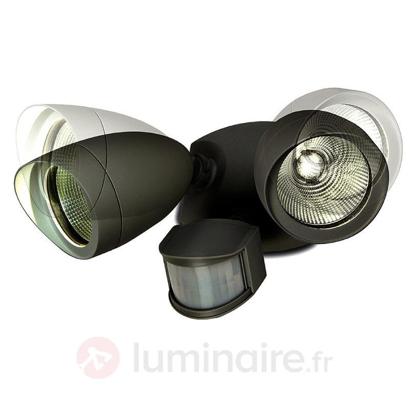 Shrimp projecteur d'extérieur LED avec capteur - Projecteurs d'extérieur LED