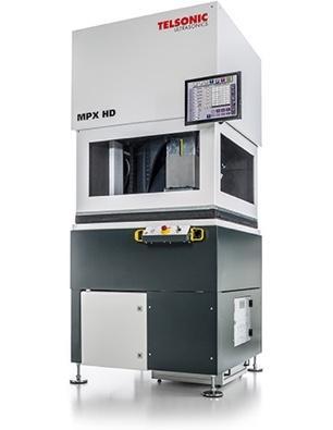 MPX HD PowerWheel® Ultrasonic Welding Press