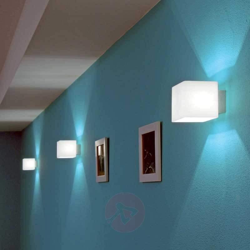 Anti glare wall light cube wall lights lights germany anti glare wall light cube wall lights aloadofball Images