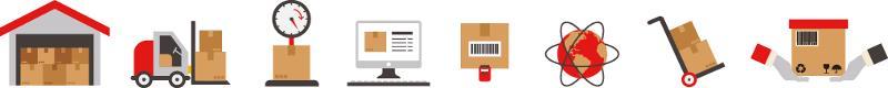 Startup E-Commerce - Services - E-START : la solution de stockage, préparation et transport de vos colis !