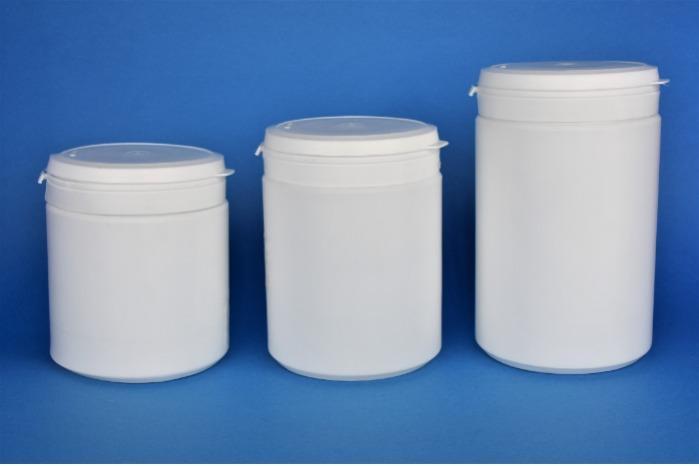 Pots - avec couvercle inviolable