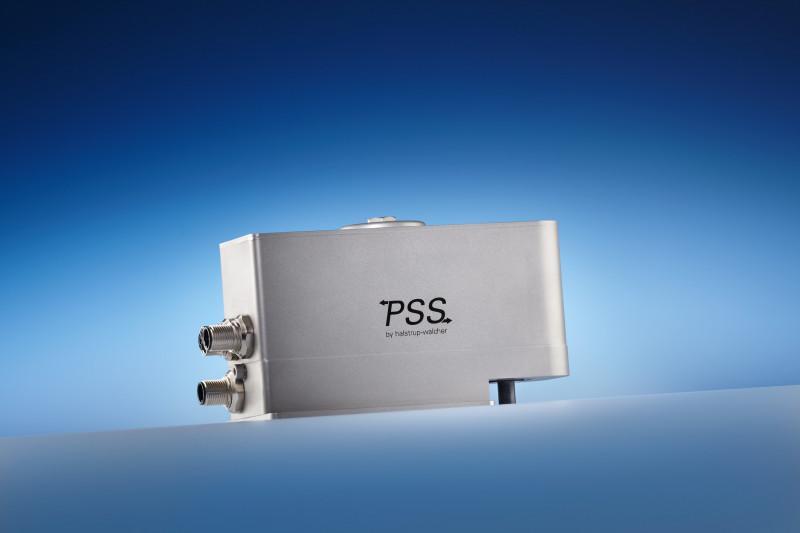 Sistemi di posizionamento PSS 30_/32_-14 - Sistemi di posizionamento PSS con IP 65 per il cambio di formato automatico