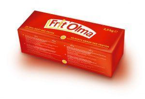 Graisses végétales ou mixtes pour friture - Frit'Olma - Formats disponibles : 2,5kg / 10kg