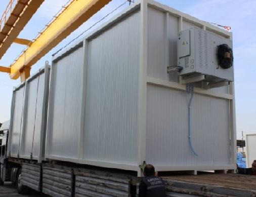 container type cold rooms -