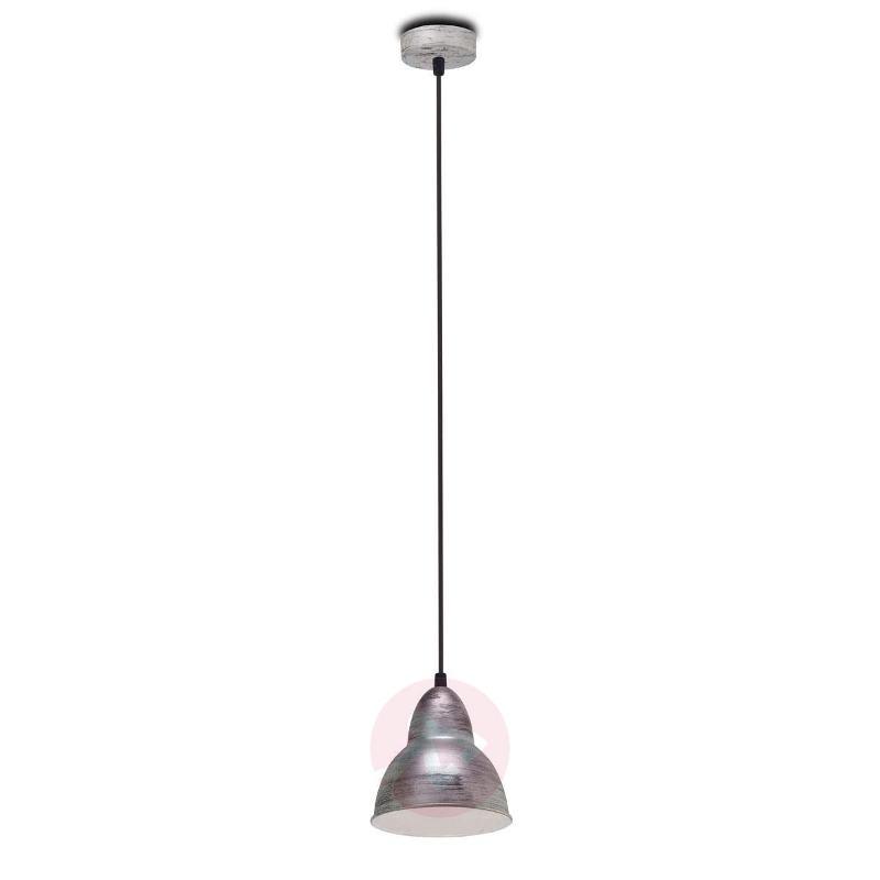 Bojan Attractively Designed Pendant Lamp Silver - Pendant Lighting
