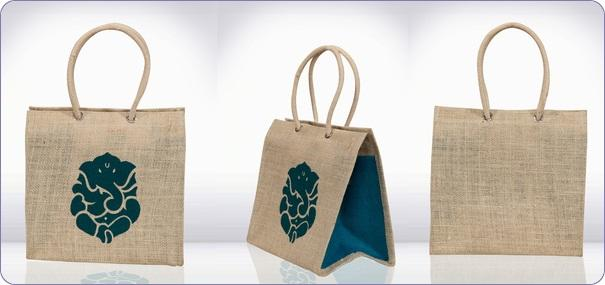 Promotional and custom jute bags at wholesale prices
