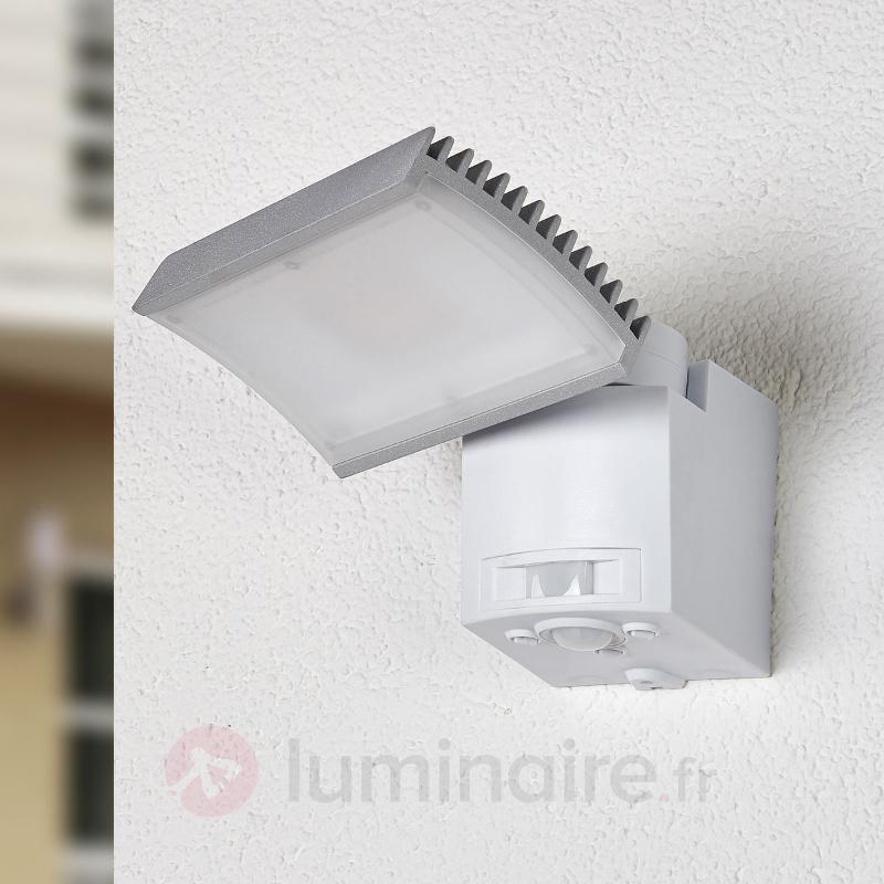 Applique ext. LED Floodlight, capteur IR - Appliques d'extérieur avec détecteur