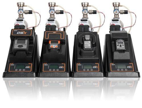 DSX™ Docking station - Simplifique el mantenimiento de los detectores de gases