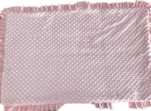 Lace quilt