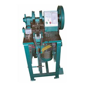 tipping machine - Semi automatic shoelace aglet tipping machine