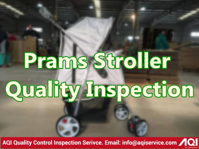 Prams stroller Quality Control Service
