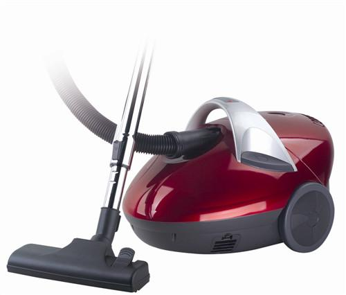 High efficiency vacuum cleaner