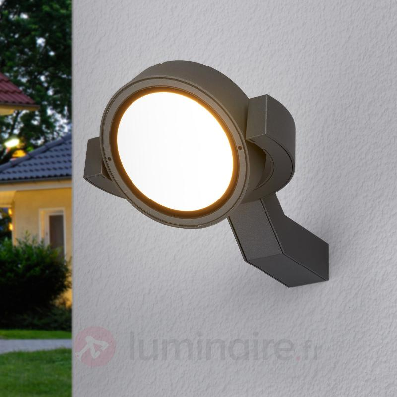 Isita - applique d'extérieur LED réglable - Appliques d'extérieur LED