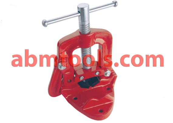 Pipe Vice Self locking - Self Locking Pipe Vice also popular in the name of Hinged Pipe Vice.