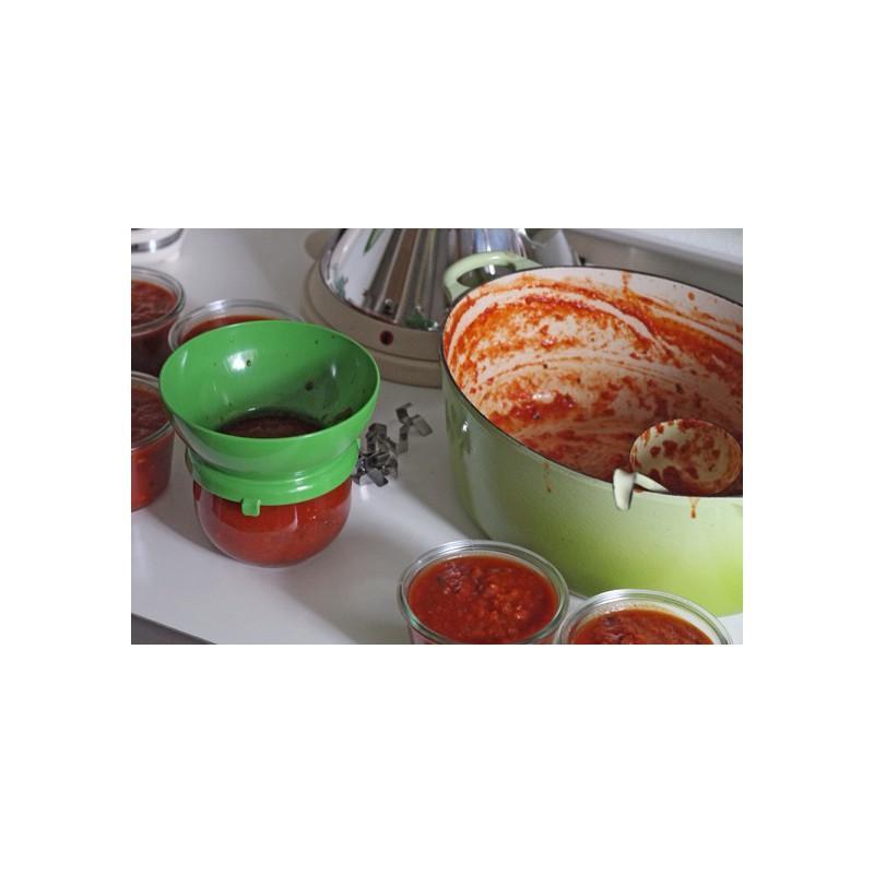 Imbuto di riempimento per vasi WECK diametro 100 mm - Accessori WECK®