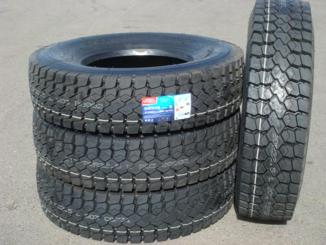 Truck tyres - REF. 315/80R22.5.DH.926