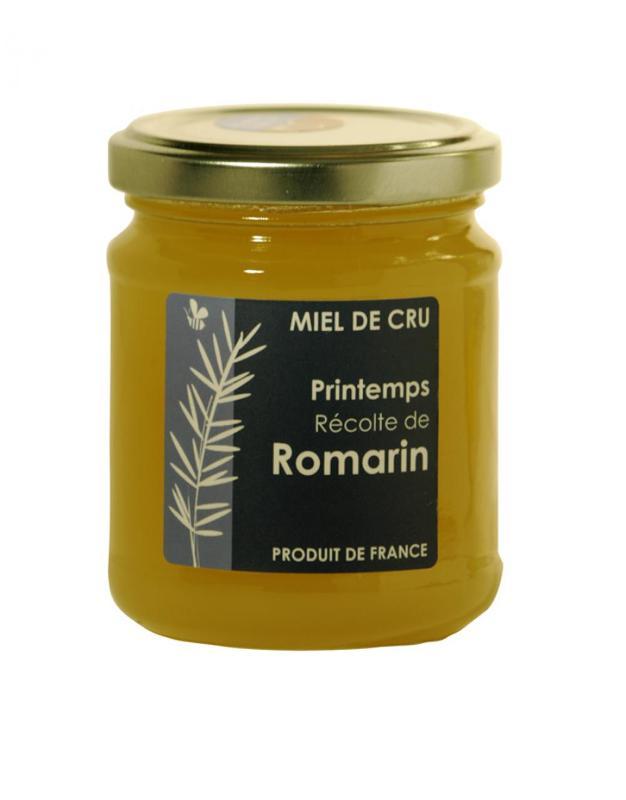 MIEL DE ROMARIN - Épicerie sucrée