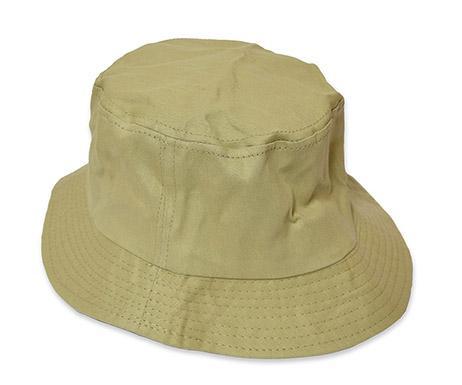 Únicos / Sombrero De Tela 1200 Beige - null