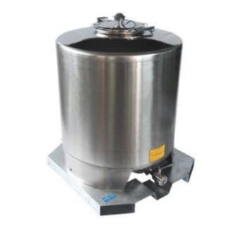 Cuve inox 304 - 9.91 HL - Modèle SBP1000