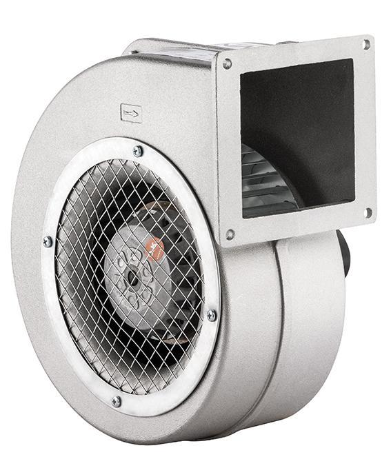 BDRAS - Aluminium Radialventilator