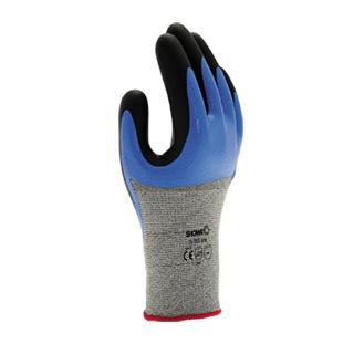 Gants anti-coupure enduction nitrile S-TEX 376 showa
