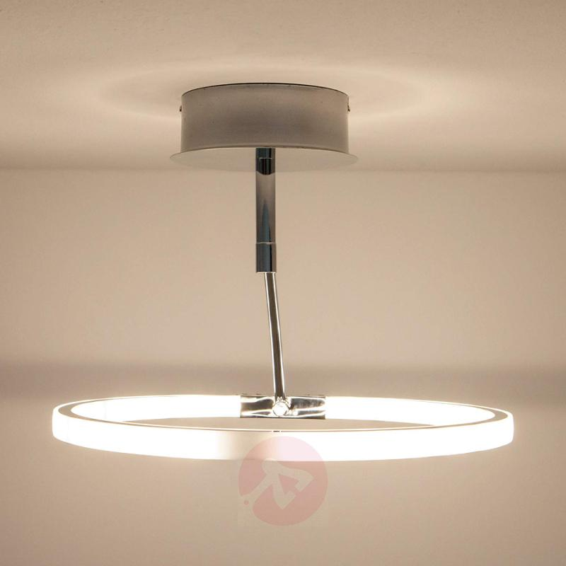 Ring-shaped Anelia LED ceiling light - indoor-lighting