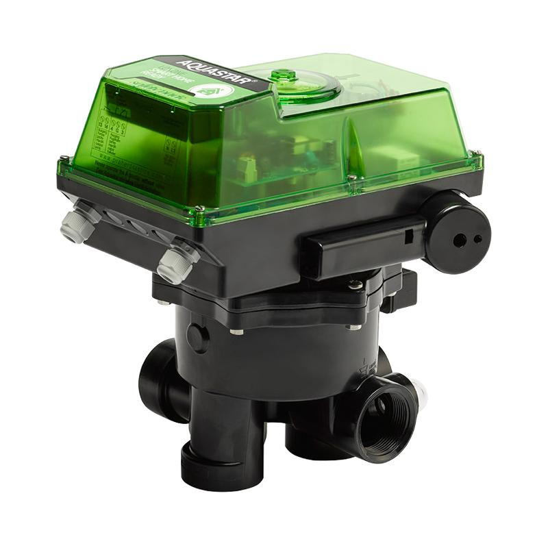 Loxone Aquastar® Air - Automatic Backwash Valve