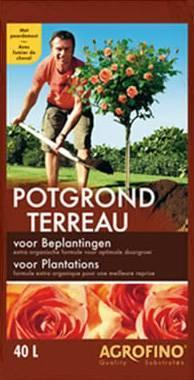 Terreau plantation - N article: VPPLA40AGRO