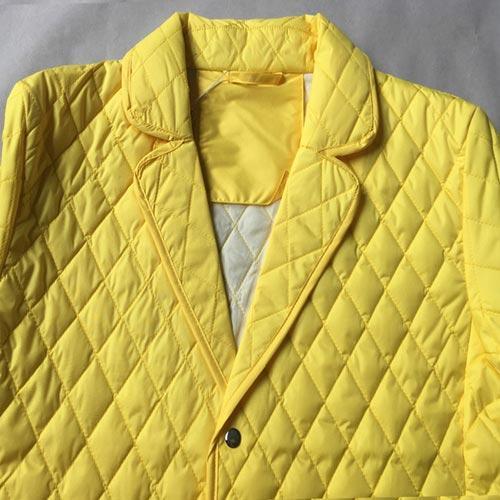 Vêtements en coton rembourrés pour femmes -