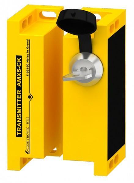 Contrôle la position des portes/carters de machines dangereuses