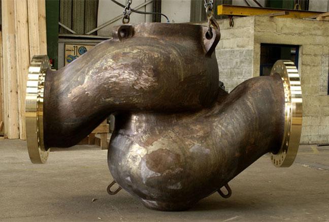 Regulation valve 9000kg - Valves