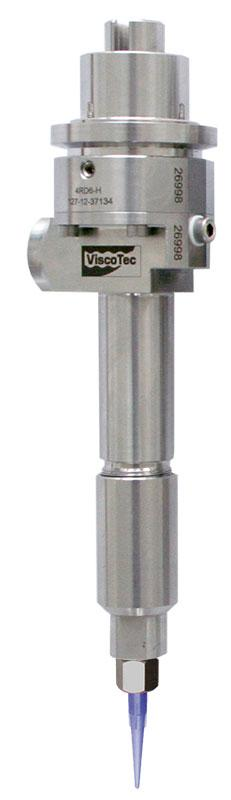 Dispenser 4RD6-EC - low to high viscosity materials / 0.12 ml/U / volumetrically dosing