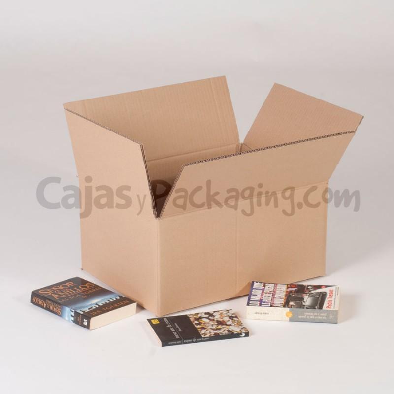 Caja de Cartón Doble 40 x 30 x20cm.