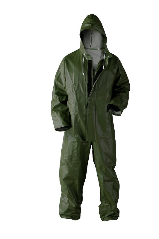Coverall with wig 'UGIE' - null