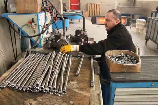 Flexible Metal Hoses for Gas - EN14800 Metal Hoses For Natural Gas - LPG