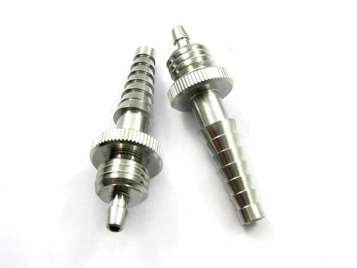 piezas torneadas de acero - Piezas torneadas de acero de calidad - Servicios de torneado y fresado CNC