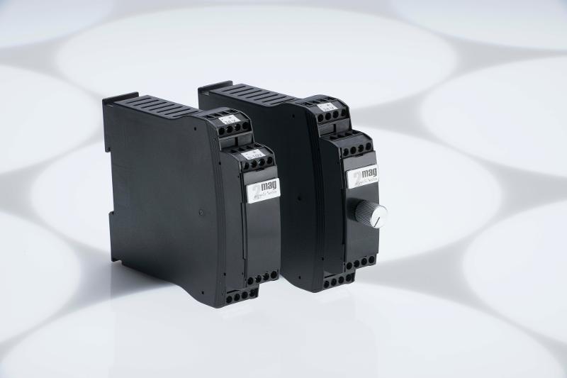 MIXcontrol eco DINrail - Control units
