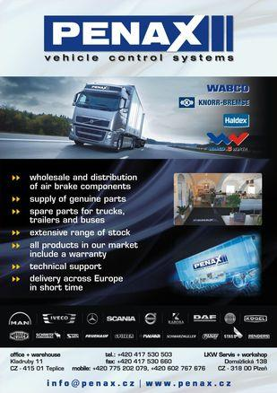 Trucks and Trailer Parts - Spare parts
