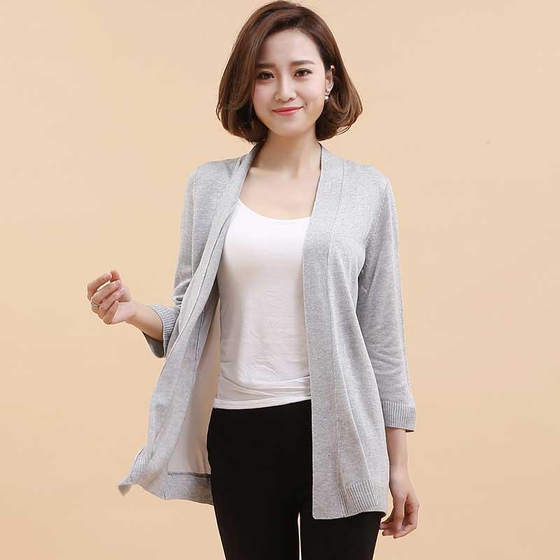 women's knitted blouse