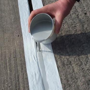 Réparation fissure béton - Mastic pour joints