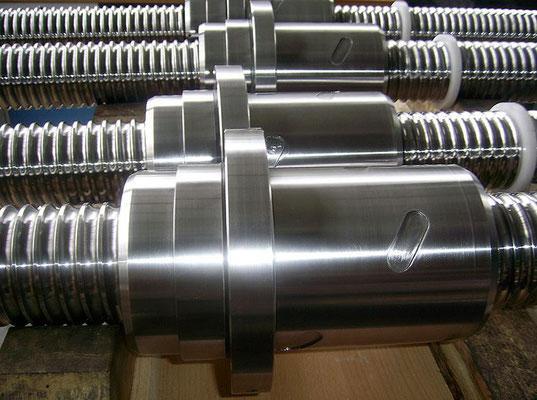 ball screws - Drive Technology Mechanics